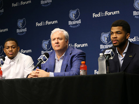 Post Draft Press Conference photos