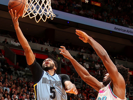 Postgame Report: Grizzlies come up short against Heat
