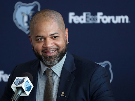 Memphis Grizzlies announce assistant coaching staff