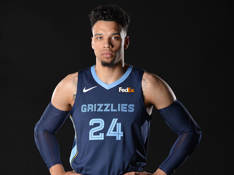 Grizzlies reveal new uniforms and brand identity photos 8.2.18