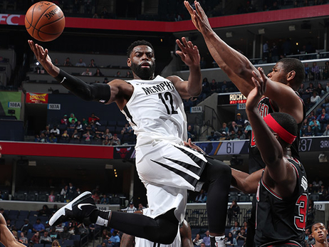 Postgame Report: Grizzlies fall to Bulls in final seconds, 110-111