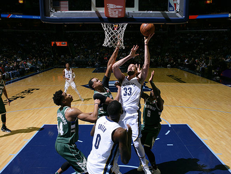 Postgame Report: Grizz fall at home to Bucks