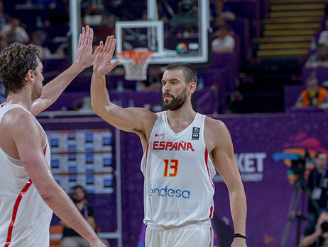Gasol shifts focus to Grizzlies training camp after leading Spain to EuroBasket medal