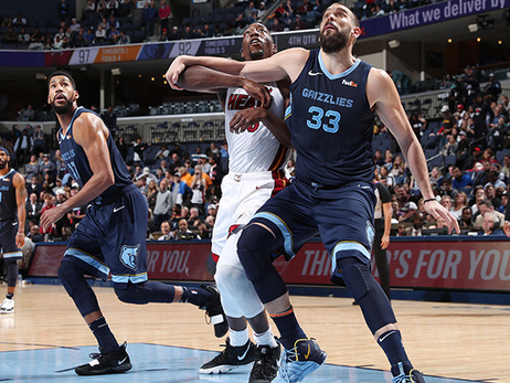 Postgame Report: Grizzlies Halted by Heat, Lose 100-97