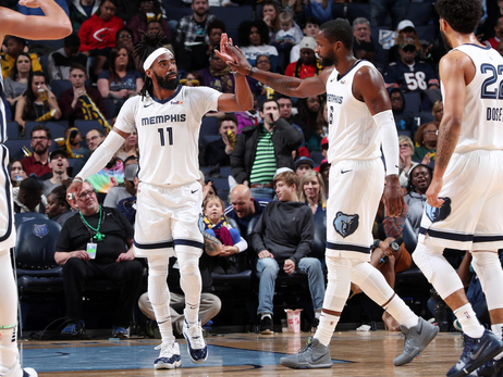 Grizzlies vs. Clippers photos 2.22.19