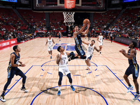 Grizzlies @ Pelicans photos 7.14.19