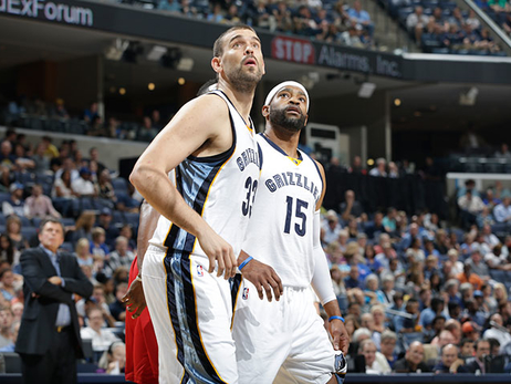 Photos: Grizzlies vs. Rockets
