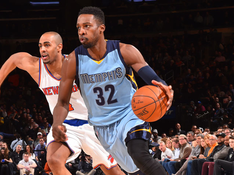 Knicks can't slow Grizzlies' roll