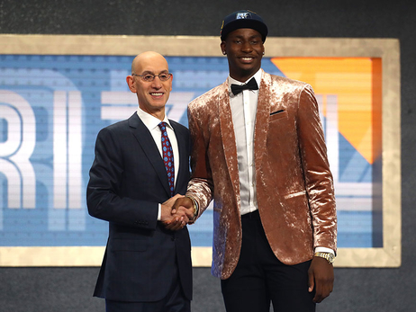 Grizzlies 2018 NBA Draft photos