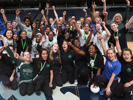 Memphis Grizzlies to host Second Annual Girl's Summit on Mar. 27 and 28 in celebration of the 46th Anniversary of Title IX