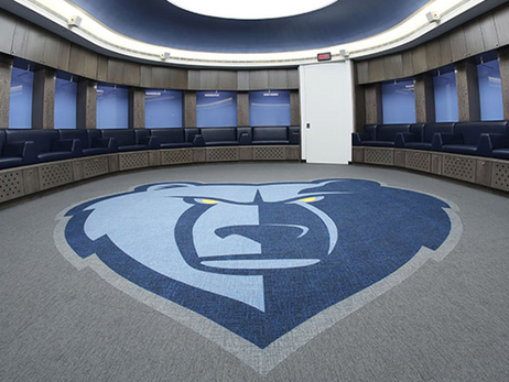 Facility upgrades offer Grizz players 'everything you dream of having in work place'