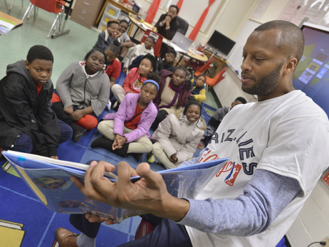 Reading Day at Ford Elementary Photos