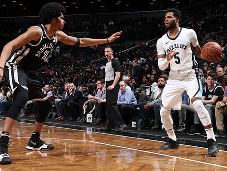 Postgame Report: Grizzlies come up short against Nets