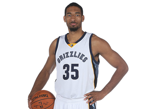 Memphis Grizzlies waive Michael Holyfield