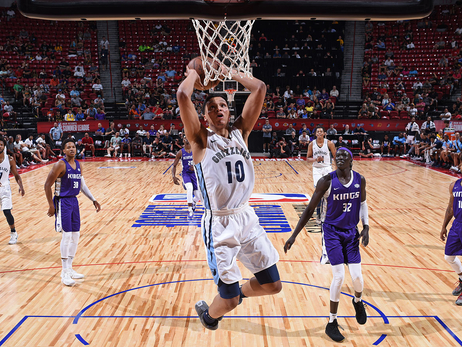 Memphis Grizzlies announce MGM Resorts NBA Summer League 2019 roster