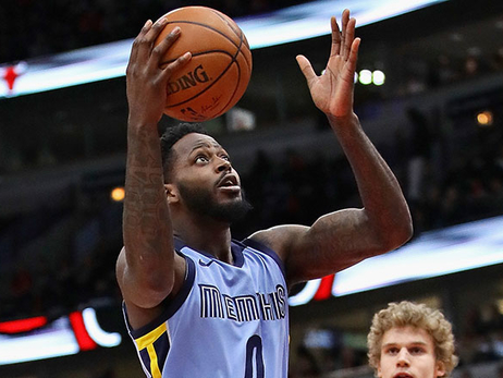 MikeCheck on Grizzlies: Green rebounding from rough start to snag all he can from season that's gotten away from Grizzlies