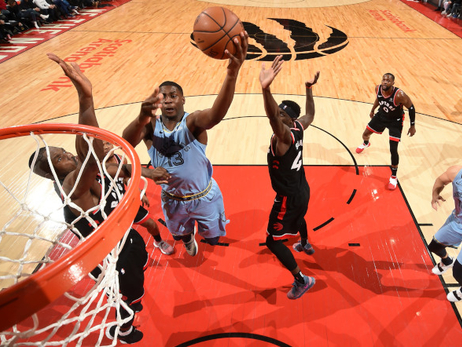 Postgame Report: Toronto Terrific in Third Quarter to Top Grizzlies 119-90