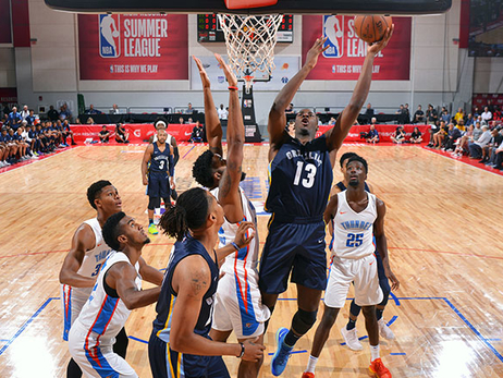 MikeCheck: Five Things We Learned From Grizzlies' Summer League Play in Salt Lake City and Las Vegas