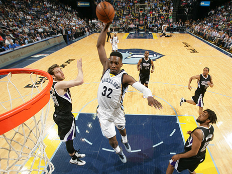 Grizzlies bounce back with win over Kings