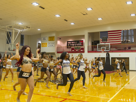 2018-19 Grizz Girls Round 1 auditions