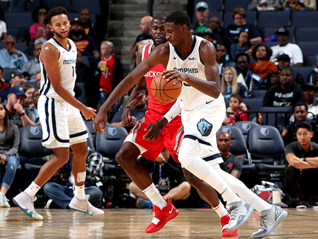 Postgame Report: Grizzlies Defeated by Rockets 121-103 in Preseason Finale