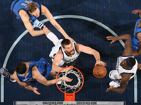 Grizzlies fall to Mavericks in OT, 110-114
