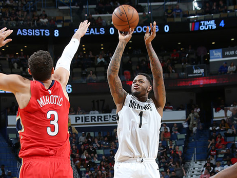 Postgame Report: Grizz fall to Pelicans in New Orleans