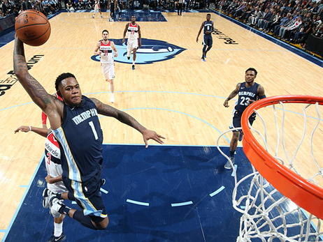 Postgame Cleanup: Grizzlies fight but fall to Wizards