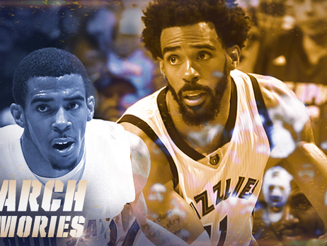 March Memories: Mike Conley