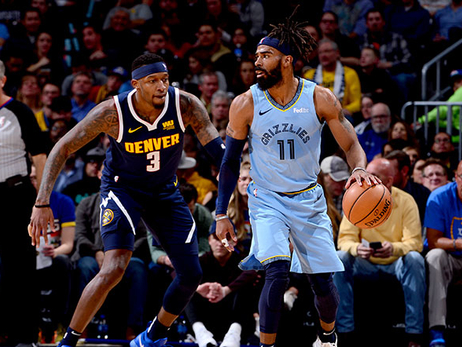 Postgame Report: Grizzlies Fade in Final Minutes, Lose to Nuggets, 105-99
