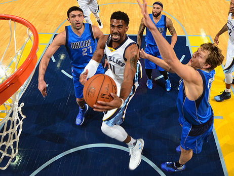 Grizzlies tame Mavericks, 110-96
