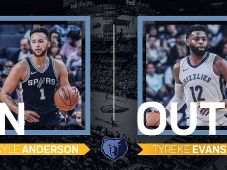 MikeCheck: Shift from Evans' scoring, ball dominance to Anderson's unique versatility sets tone for Grizzlies' reload