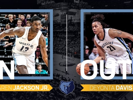 MikeCheck: Jackson's enormous potential restores Grizzlies' reloaded power rotation rooted in versatility