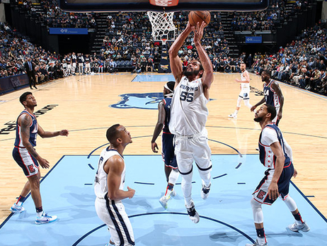 Postgame Report: Grizzlies Can't Complete Comeback Against Clippers, Fall 112-106