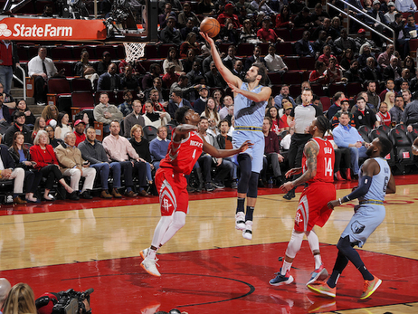 Postgame Report: Harden, Turnovers Too Much for Grizzlies, Lose 112-94