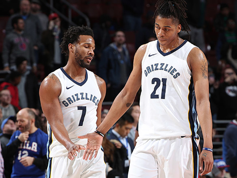 Postgame Report: Grizzlies struggle in Philly