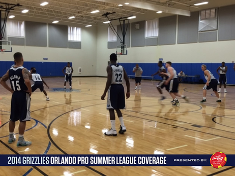 Grizzlies Summer Pro League Orlando Preview