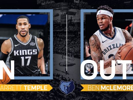 MikeCheck: Flipping McLemore for Temple transforms SG spot from Grizzlies' area of concern to position of strength