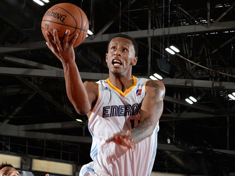Grizzlies assign Troy Williams to Iowa Energy