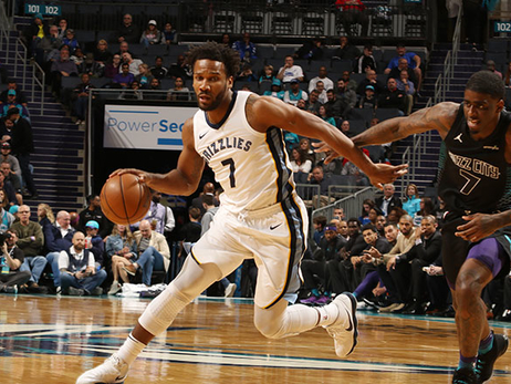 Postgame Report: Grizzlies fall to Hornets