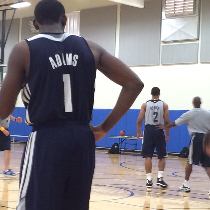 2014 Summer League Practice - Day 2