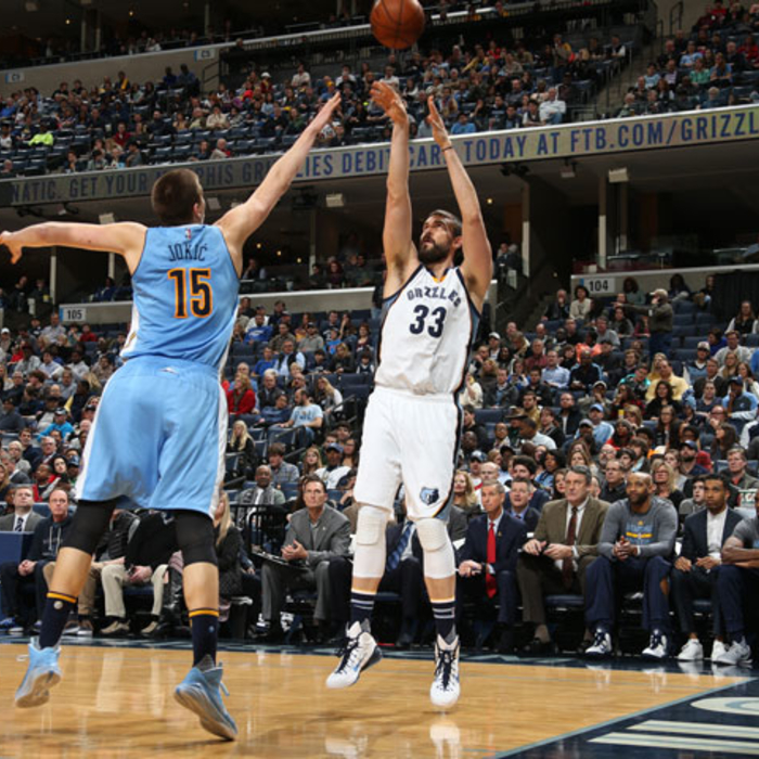 Nuggets Next Game: Grizzlies Vs. Nuggets: Photos