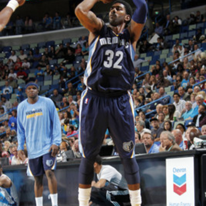 Grizzlies at Hornets - 12/21/11 - Gallery 2