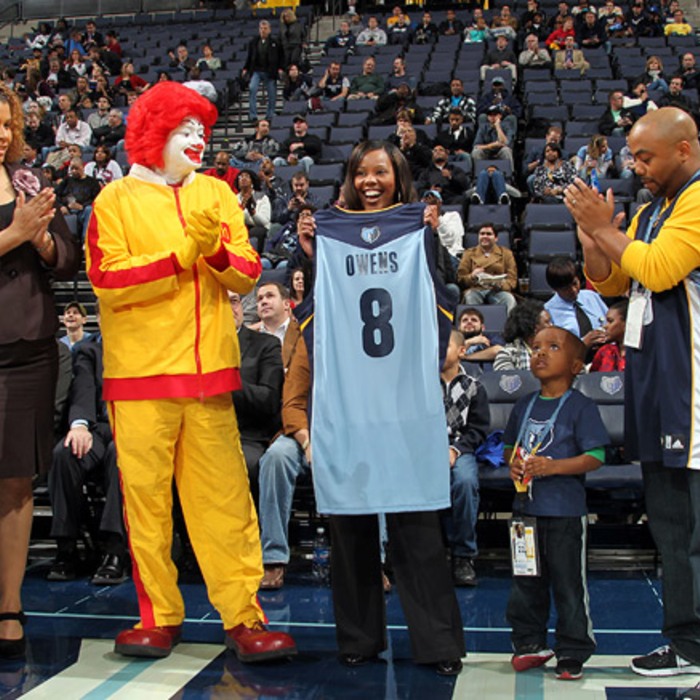 Grizzlies vs. T'Wolves - Feb. 8, 2012 - Gallery 2