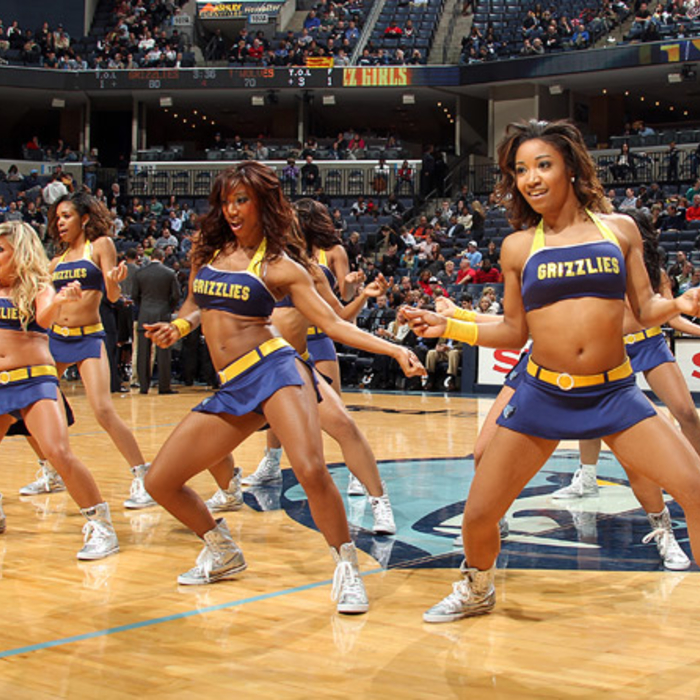 Grizzlies vs. T'Wolves - Feb. 8, 2012 - Gallery 3