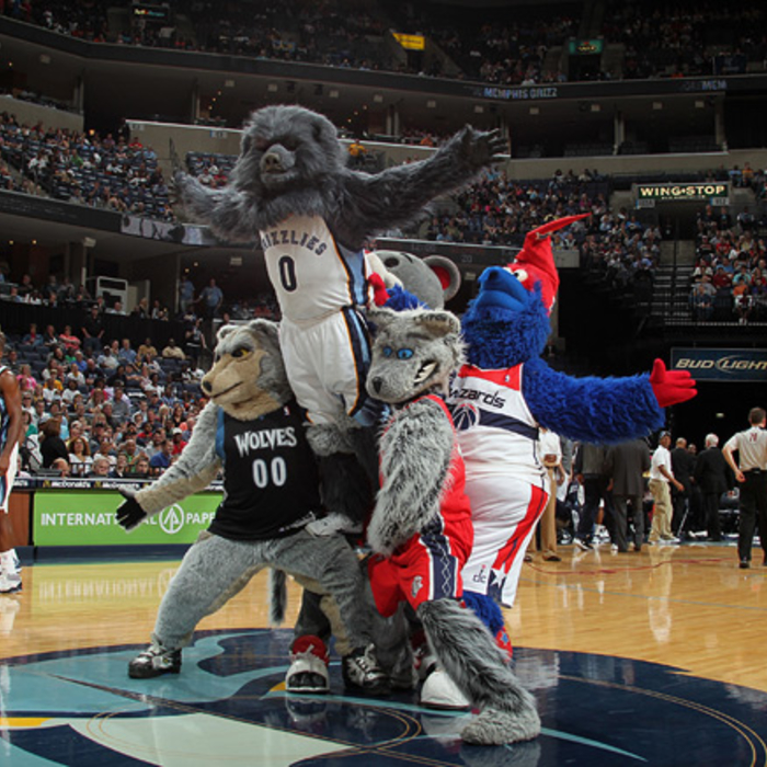 Grizzlies vs. Wizards - Mar 18, 2012 - Gallery 2