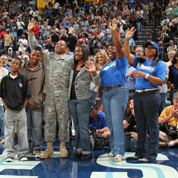 Grizzlies vs. Clippers - Apr. 9, 2012 - Gallery 2