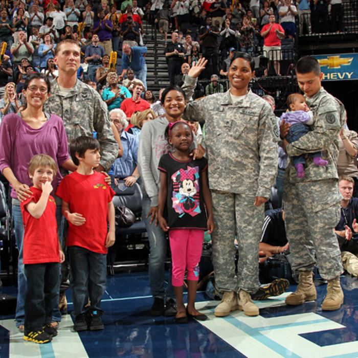 Grizzlies vs. Jazz - Apr. 14, 2012 - Gallery 2
