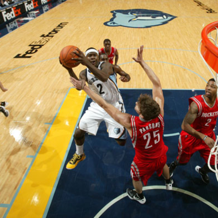 Grizzlies vs. Rockets - Dec. 30, 2011 - Gallery 2