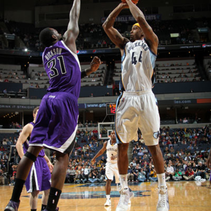 Grizzlies vs. Kings - Jan. 3, 2012 - Gallery 1